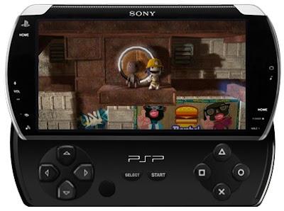 Sony apresentará o novo PSP na E3