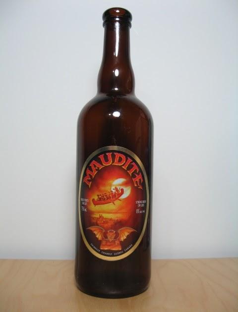 Maudite | Unibroue | BeerAdvocate