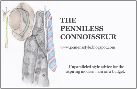 The Penniless Connoisseur - Style Guide for Men