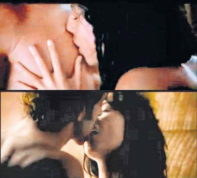 Hot Bollywood Kisses And Smooches