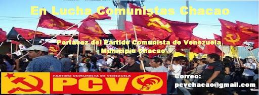 En Lucha, Comunistas Chacao