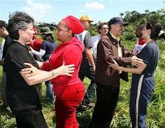 La muerte del Secretariado de las FARC-EP no soluciona el conflicto Colombiano, Dijo Piedad Cordoba