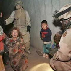 LOS CRIMENES DE ESTADOS UNIDOS EN IRAK
