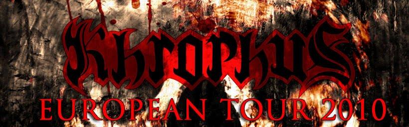KHROPHUS EURO TOUR
