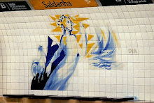 AZULEJOS DO METROPOLITANO DE LISBOA