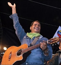 DESTAQUE - RAFAEL CORREA