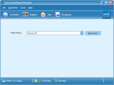 [Image: Celcom Broadband Manager]