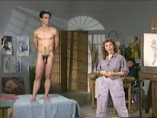 nude girl menses image