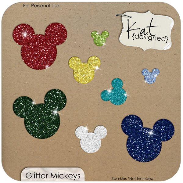 http://katdesigned.blogspot.com/2009/11/glitter-mickeys.html