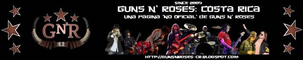 Guns N' Roses: Costa Rica