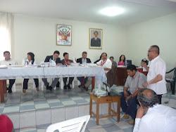 """""""CONSEJO REGIONAL DEL GORE ICA EN APROBACIÓN DEL PLAN DE ACCIÓN"""""""