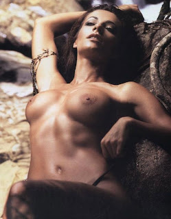 Cecilia Galeano Tetas