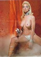 Isabel Madow desnuda