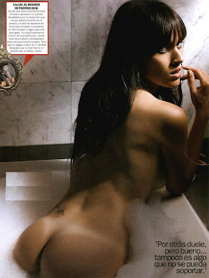 Tetas Valeria de Genaro desnuda,RevistaH Argentina,Modelos Argentinas