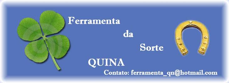 FERRAMENTA DA SORTE QUINA