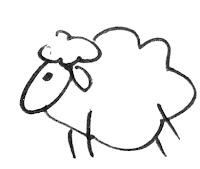 част от една къщичка, чиито комин бълва овчици :)