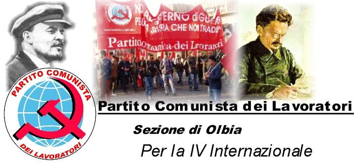 Partito Comunista dei Lavoratori - Sezione di Olbia