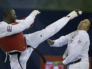 Angel Matos the Cuban Taekwondo Pesky Fly