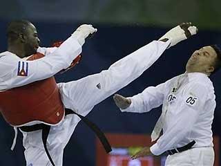 Angel Matos the Cuban Taekwondo Pesky Fly