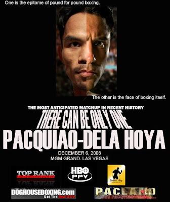 Pacquiao-De La Hoya Pacland promo version