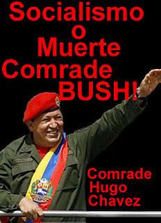 Comrade Bush
