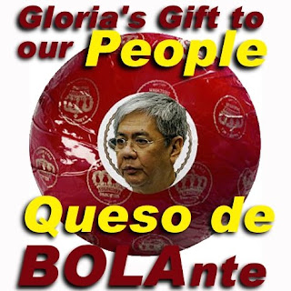 Gloria's Gift of Scam Queso de BOLAnte