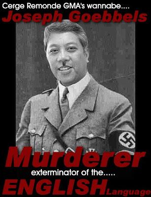 Cerge 'Goebbels' Remonde