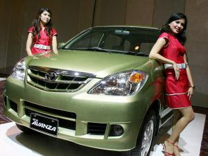 New Avanza has come with VVT-i (Variable Valve Timing-Intelligent
