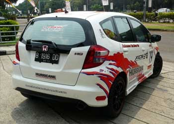 Just like car racing, Adi modifier of workshops in Jakarta will never