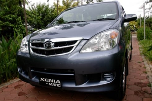 Daihatsu Xenia was awarded the Business Record (ReBi) for Low MPV