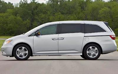 Honda Odyssey 2011 Photos Specs Amp Review