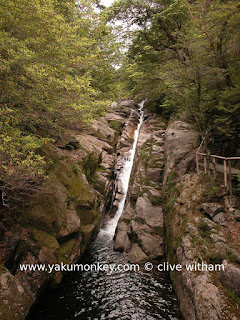 Sasuga Otoshi waterfall
