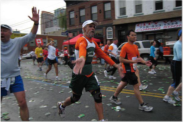 NY Marathon '07