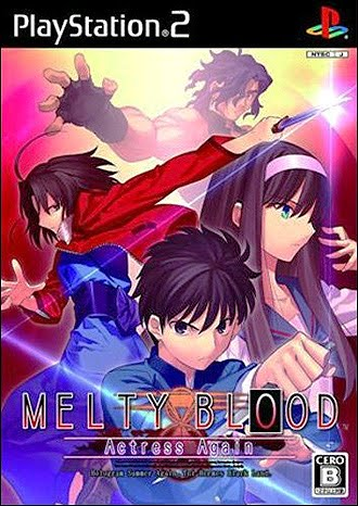 Melty Blood Actress Again [JAP][PS2][1 Link]