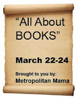 March 22-24: All About Books 1