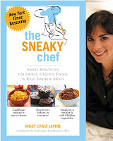 Meet *the* Sneaky Chef 2