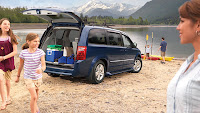 Moms - Test drive the 2008 Dodge Grand Caravan! 1