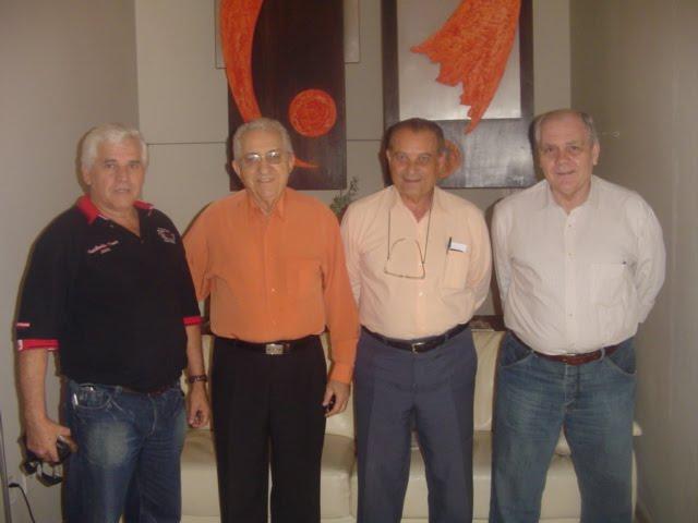 Brazilian Futsal Celebrities