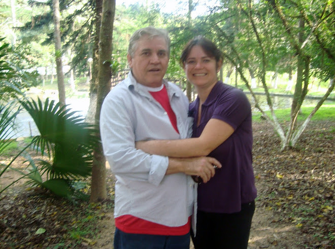 Canadian Futsal founder Carlos Mateus and Girlfriend Rosi Silva at futsal day camp in Brazil