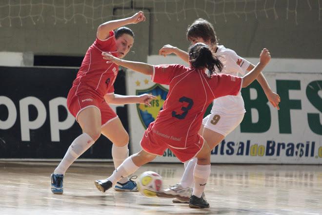 Piece of footwork  By Renata Adamatti FIFA Brazilian Women National  Champion 2010