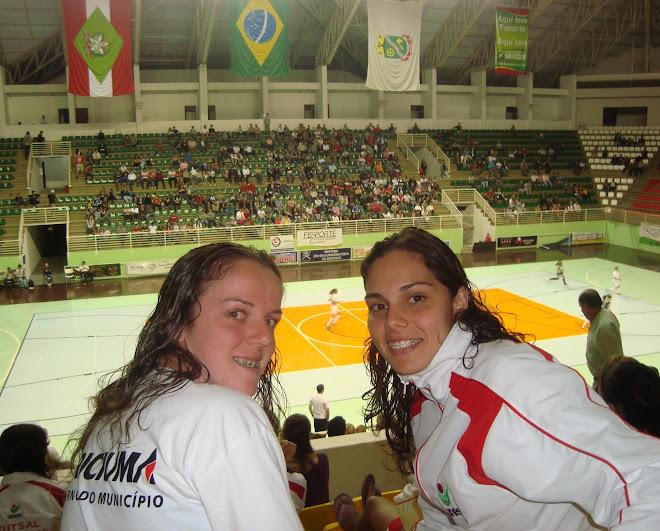 FIFA Women Futsal Gunning for Gold  at Brusque JASC - jogos abertos