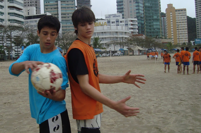 Beach Soccer Making History In Brazilian Beaches from north to South coastline
