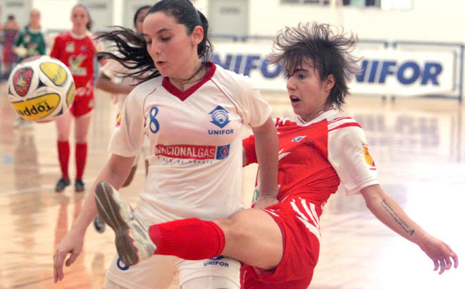 Adamatti is back from play on grass in Rio de Janeiro to  Women Futsal Unesc Vs Caçador Kidermann