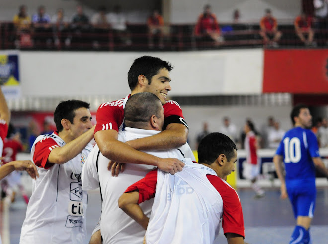 "Paraguay Futsal Beats Italy futsal  TO claim first spot in Brazil Grand Prix  2010  ""C"" DRAW ."