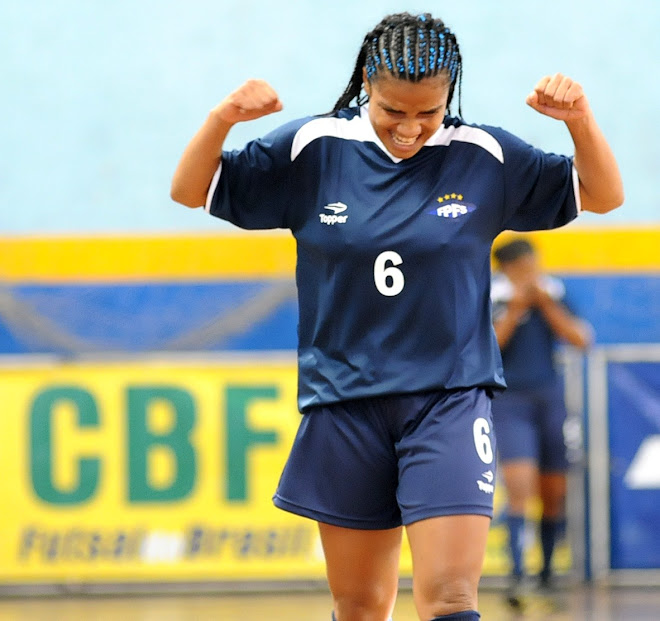 FIFA Women Futsal : Brazil Select Provincial Cup 2010 Making FIFA History