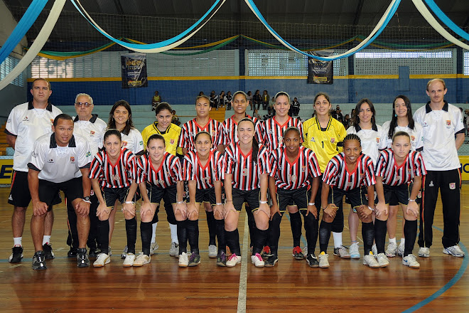 Futsal Paulista FIFA Women Futsal Team: Copa National de Seleções Estaduais- Rio de Janeiro