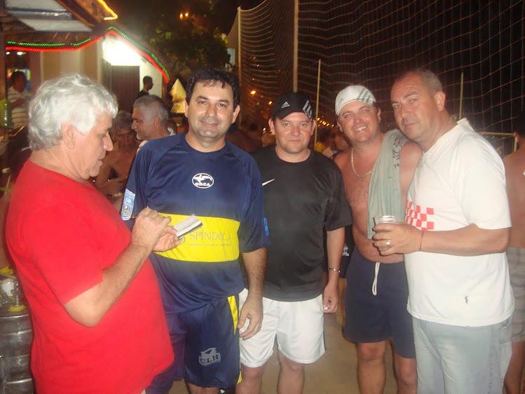 Paulista Beach soccer Buddies in Balneario Camboriu