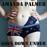 Amanda Palmer Goes Down Under