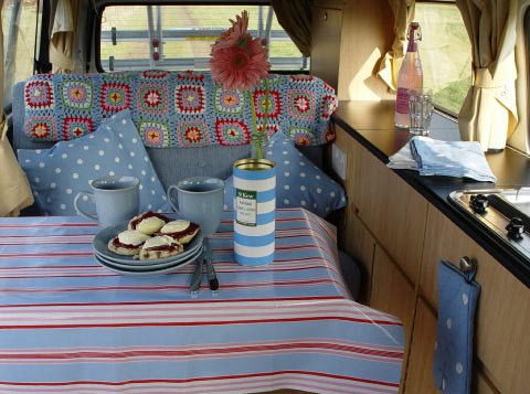 vintage camper decor decrenew interiors by ruthie staalsen - Camper Design Ideas