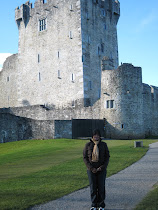 Ross Castle REP OF IRELAND - Feb 2009
